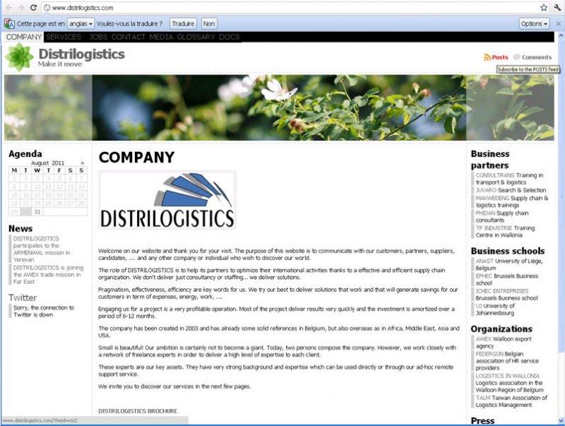 distrilogistics