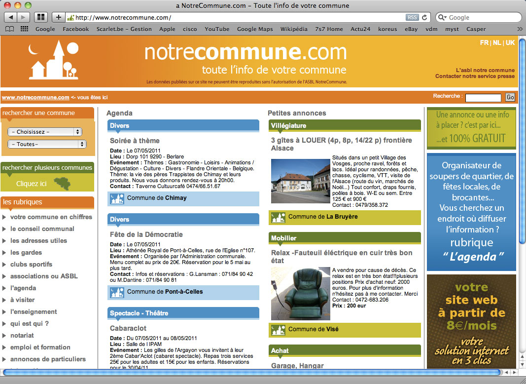 www.notrecommune.com